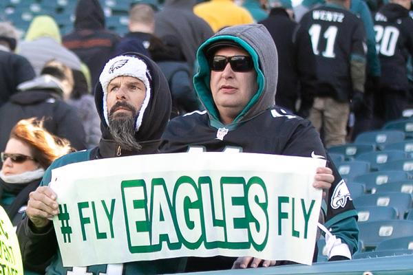 Eagle Vs Carolina