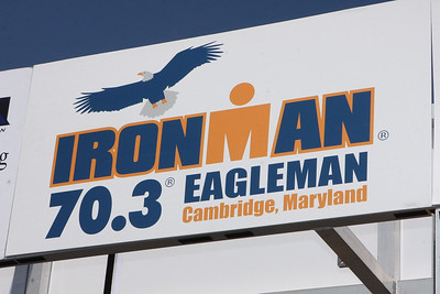 Eagleman Triathlon 2010