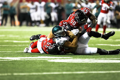 NFL: SEP 14 Eagles at Falcons