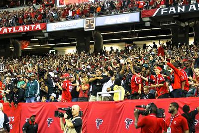 NFL: SEP 14 Eagles at Falcons