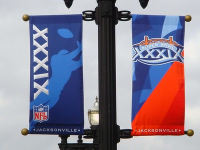 SP XXXiX banners