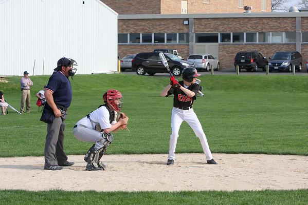 5-8-2013 East Vs. Boylan Baseball