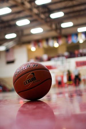 Fall 2009 Basketball games