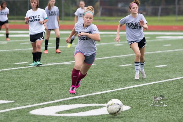East Junior High Soccer Finals