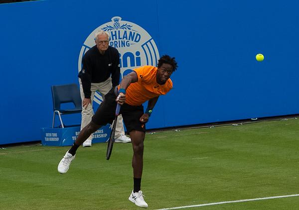 Eastbourne Tennis 2017