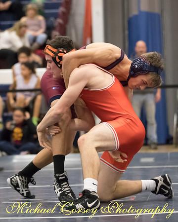 Eastern VS Cherokee Wrestling