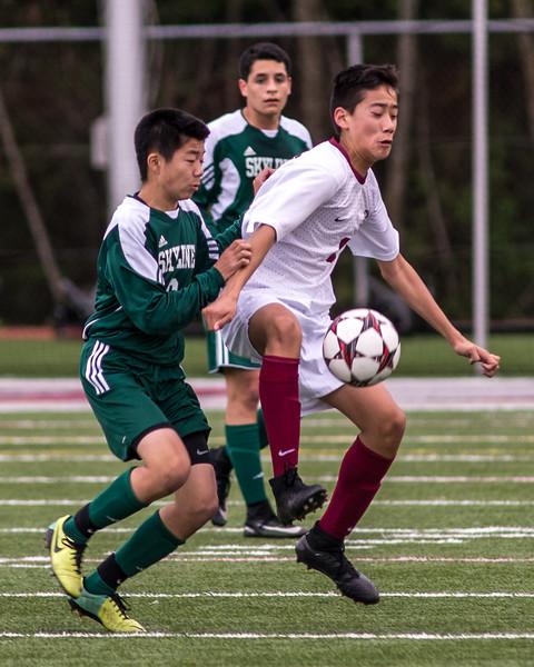 Eastlake JV Vs Skyline Soccer 2017_45