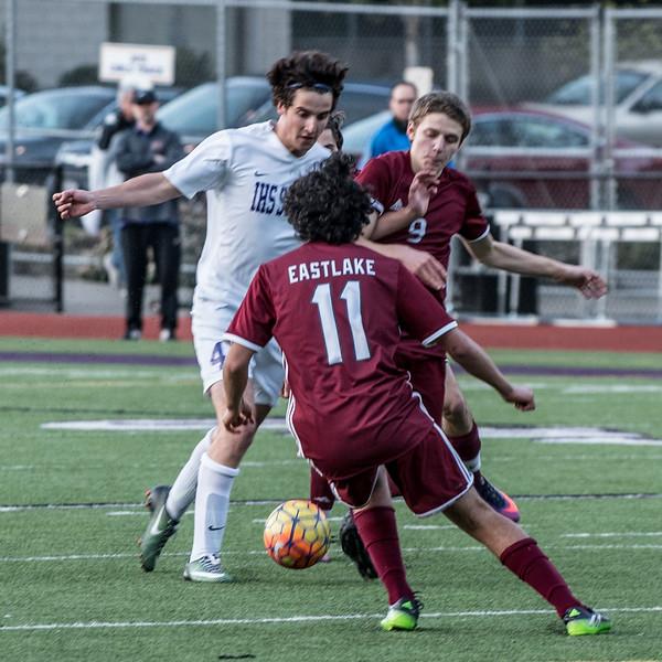 Eastlake  Vs Issaquah Soccer 2017_12