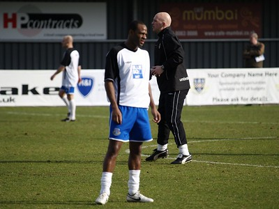 EFC v Maidenhead 28.2.2009