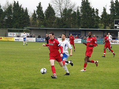 Eastleigh v Bromley 10.4.2009