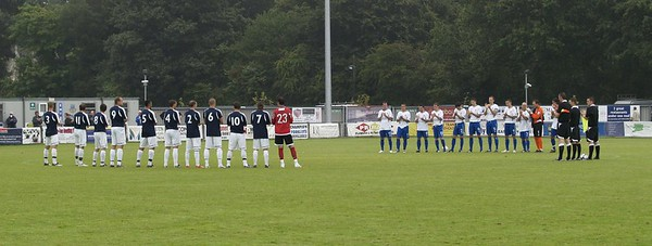 EFC 1 v Salisbury 0  Pre Season Friendly 1.8.2009