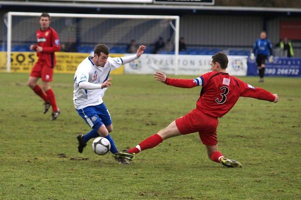 Eastleigh (6) v Basingstoke (0) 26.12.2009