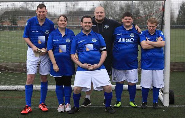 Pan Disability Football Tournament 8.1.2017