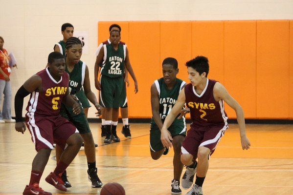 Eaton Basketball 2012