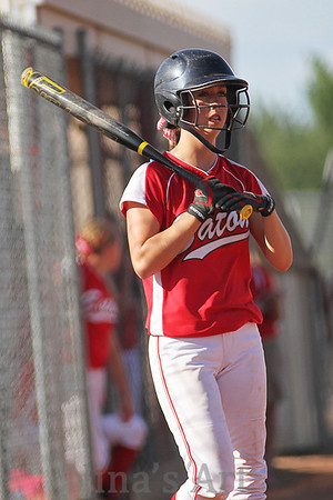 2013 Eaton High School Softball
