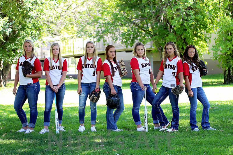 eaton softball