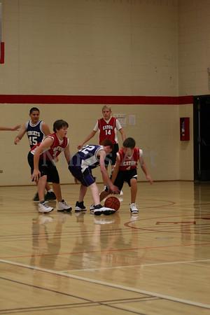 2009 8th Grade Boys Basketball