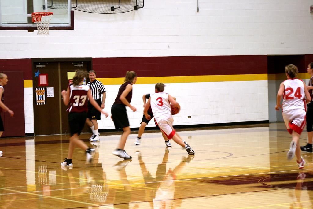 2009 8th Grade Girls Basketball