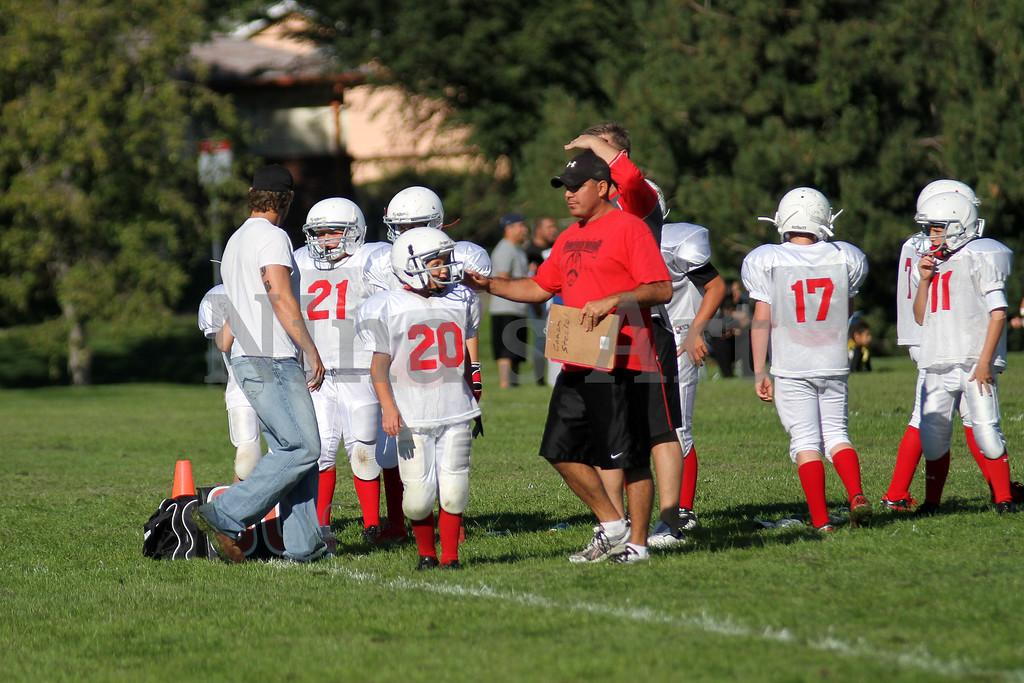 2013 6th Grade Football