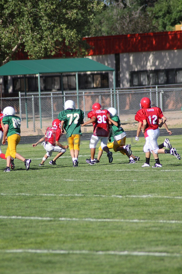 7th grade vs  highland (19)