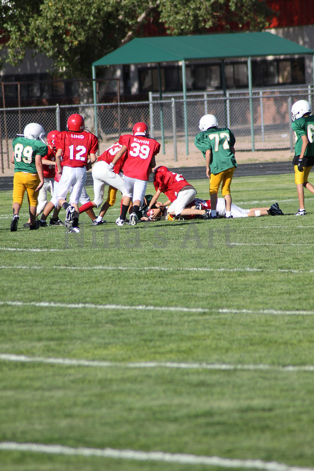 7th grade vs  highland (20)