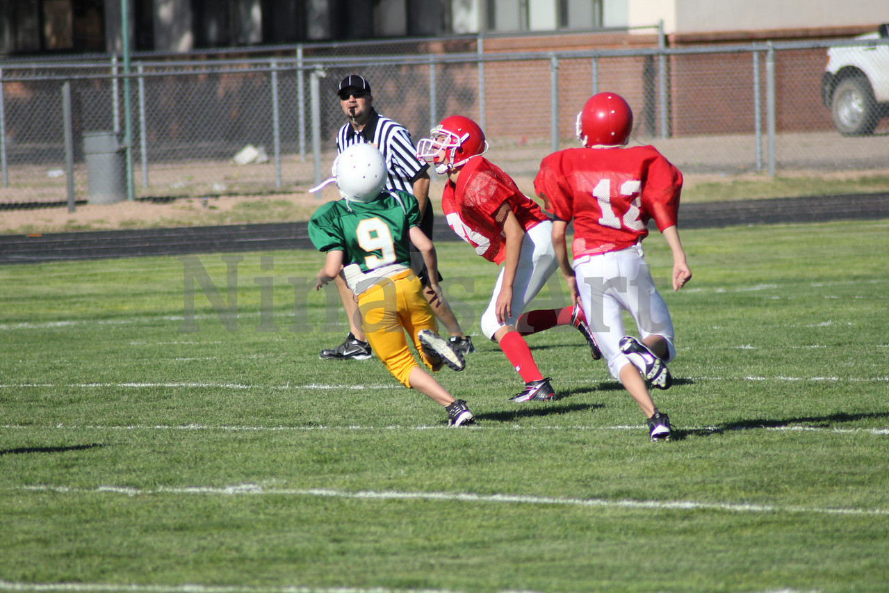 7th grade vs  highland (15)