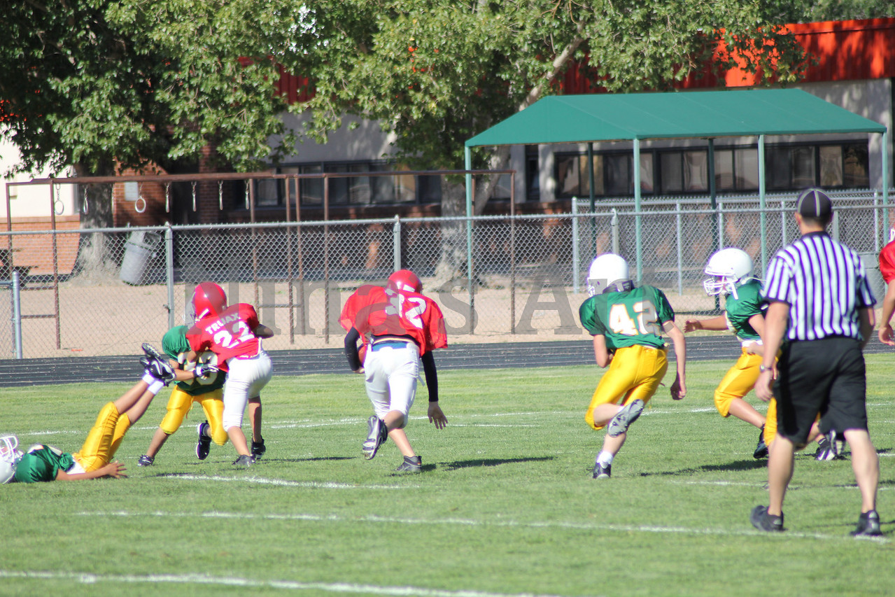 7th grade vs  highland (6)