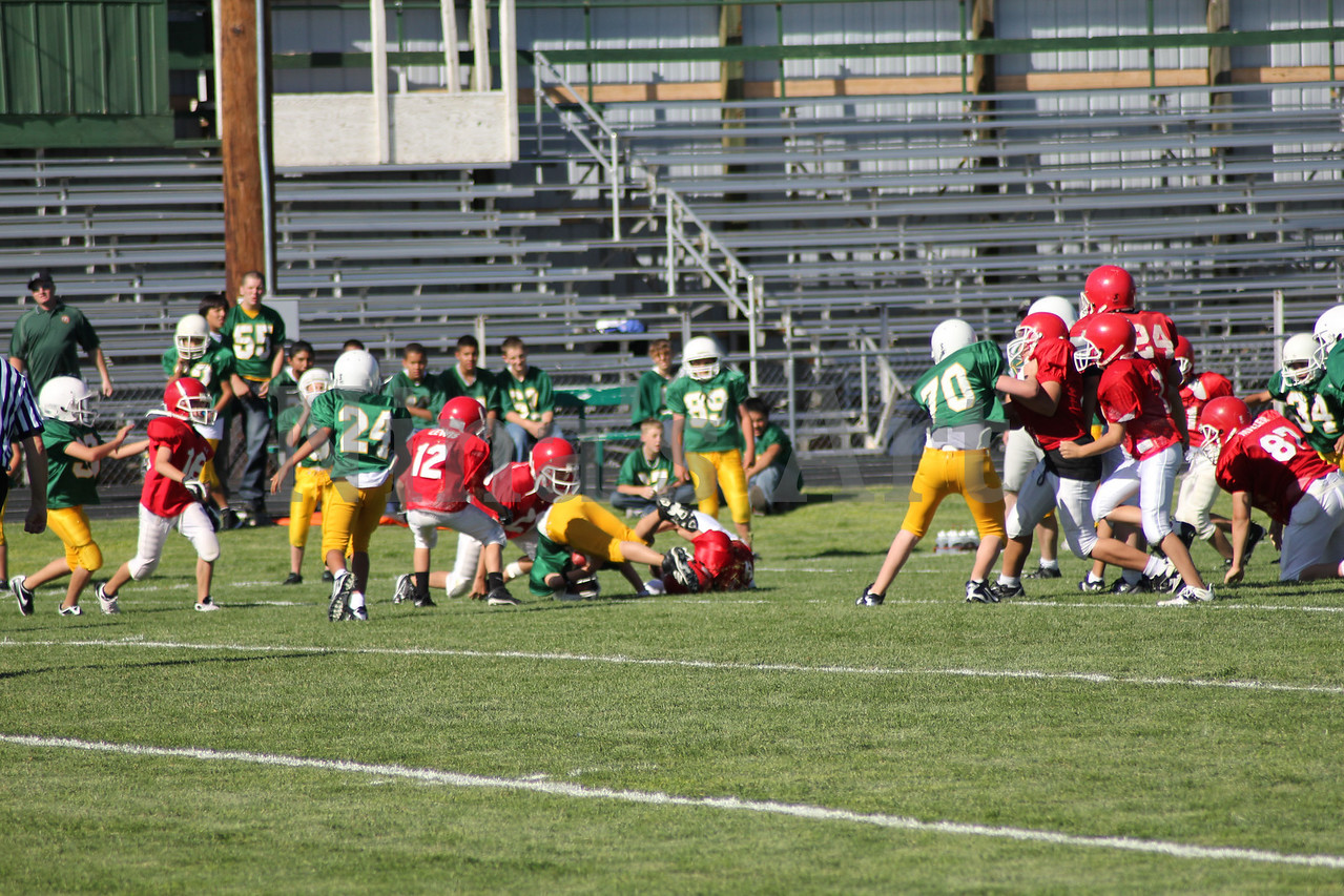 7th grade vs  highland (2)