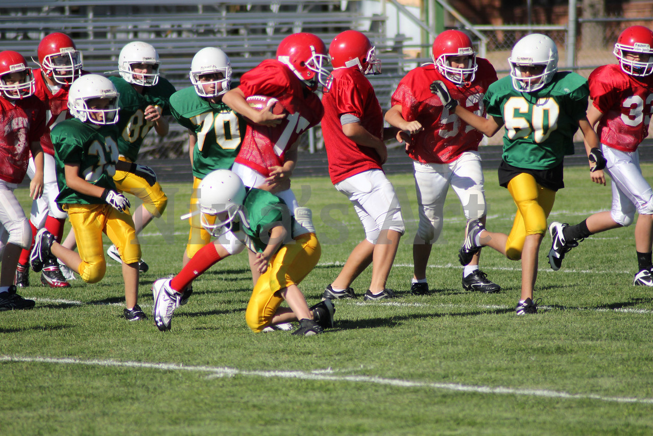 7th grade vs  highland (5)