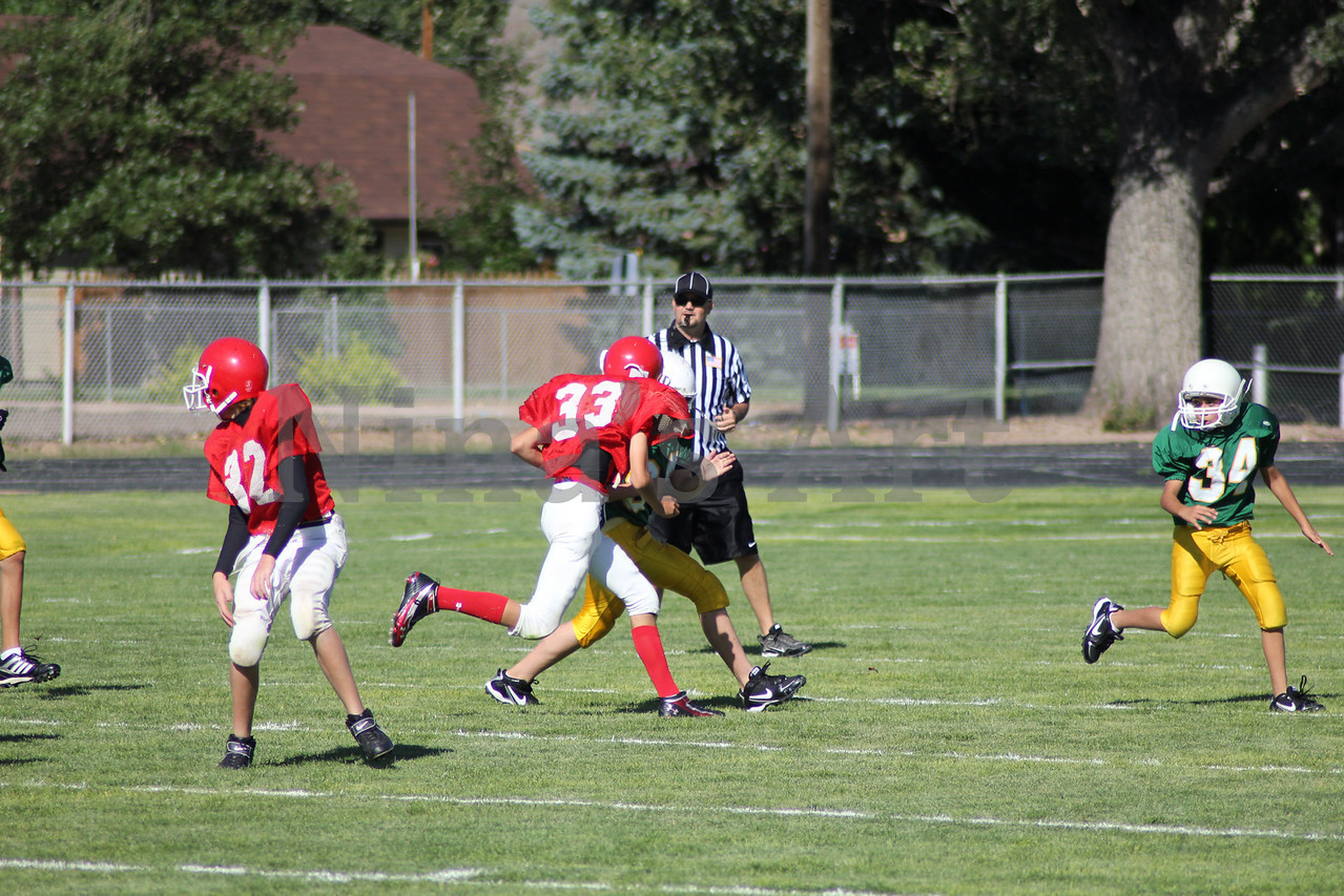 7th grade vs  highland (7)