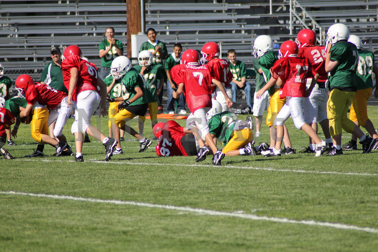 7th grade vs  highland (3)