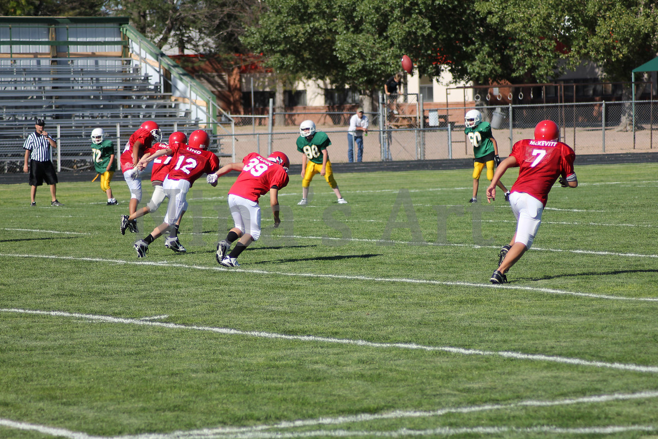 7th grade vs  highland (12)
