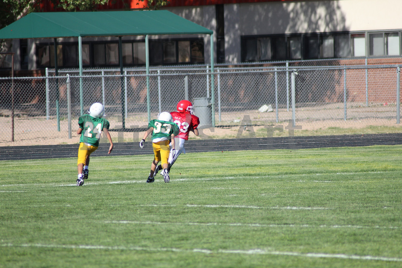 7th grade vs  highland (9)