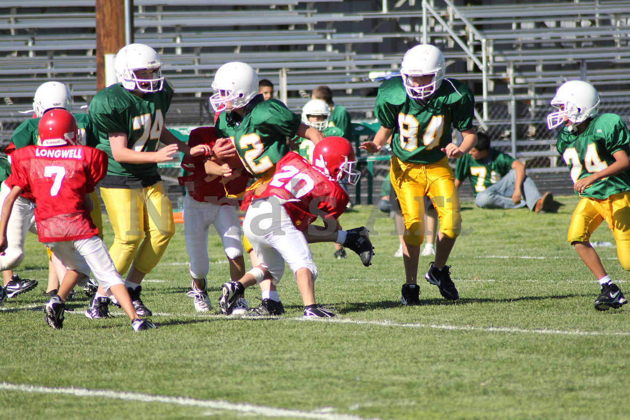 7th grade vs  highland (4)