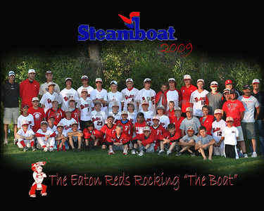 Eaton Baseball Steamboat