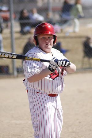 Eaton Reds 2011 13U Travel Baseball