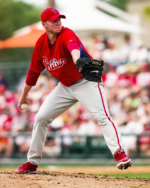 Roy Halladay  of the Philadelphia Phillies
