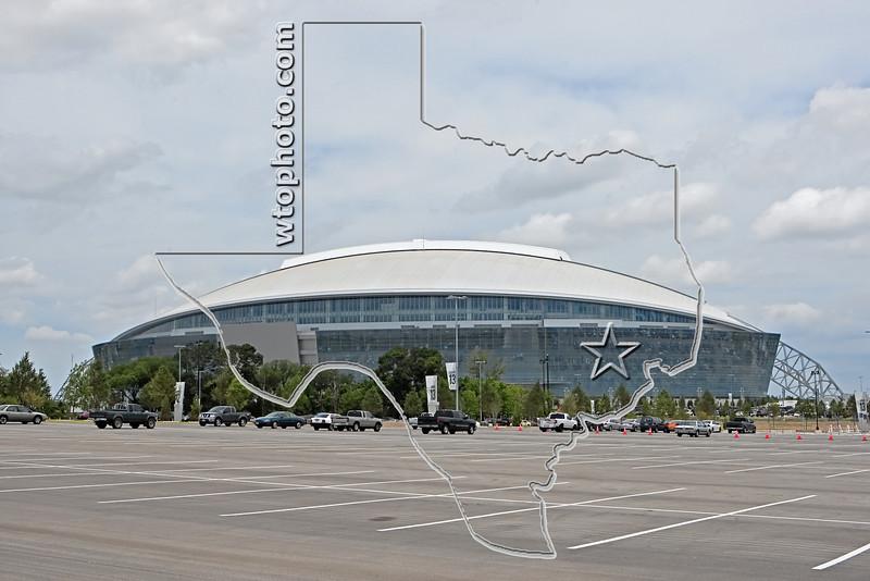 Cowboys Stadium, <br /> Arlington, TX