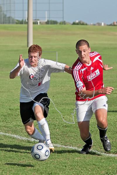 Eclipse 91 Black U18 Boys - 3rd Place<br /> U.S. Youth Soccer2009 Southern Regional Championships<br /> Frisco, Texas