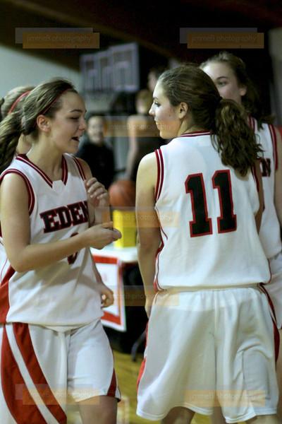 Eden Christian Academy Basketball (Girls)