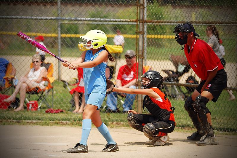 Edgewood VS Waynesville Kid Pitch 6-16-12