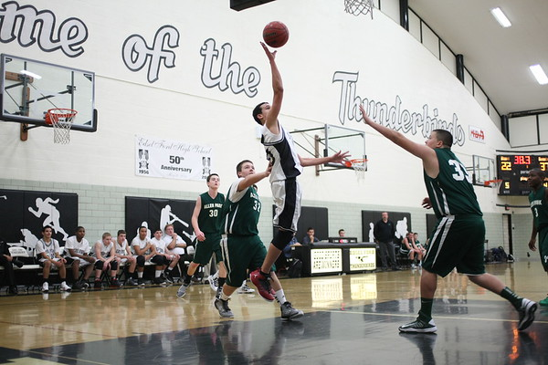 Edsel Boys Freshman Basketball