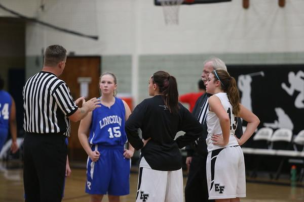 Edsel Girls JV Basketball
