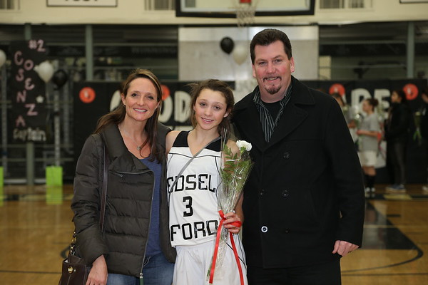 Edsel Girls Parent Night