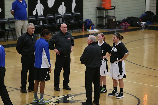 Edsel Girls Varsity Basketball