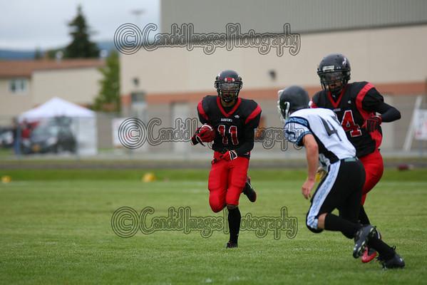 Eielson Ravens Football 2008