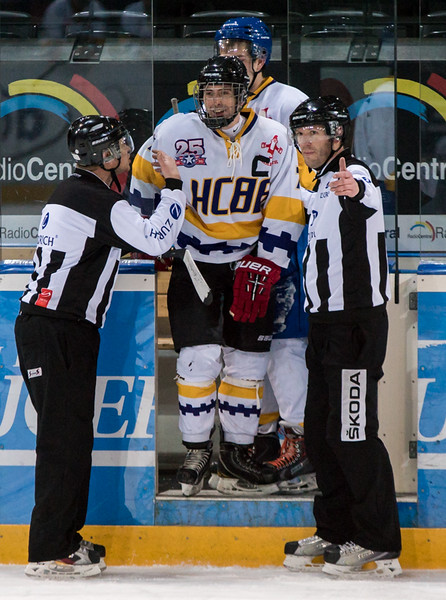 ZSHL 2015/16 - HM Herti und der HC88 Baar trennen sich 5:5 Unentschieden