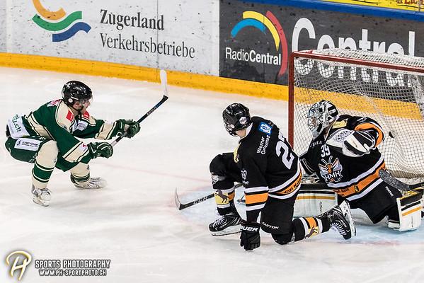 ZSHL Final: Greenhorns Menzingen - HM Herti - 6:9