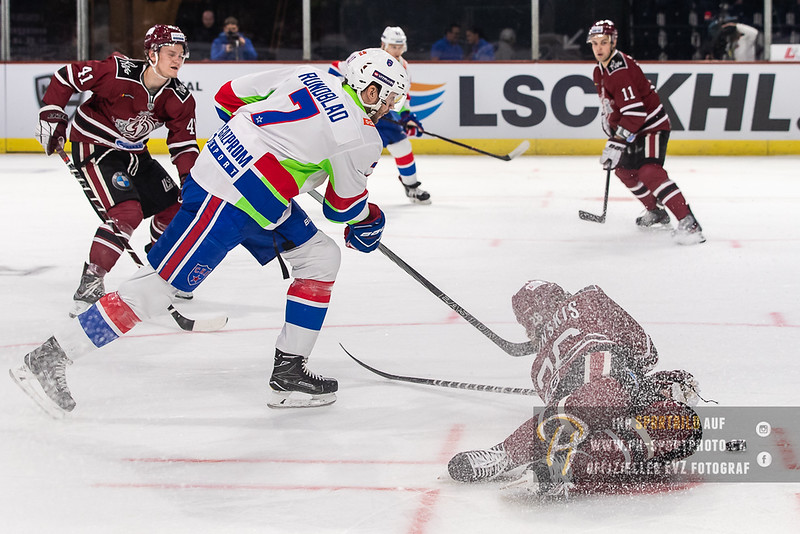 KHL World Games - 2018: Dinamo Riga - SKA Saint Petersburg - 26-11-2018