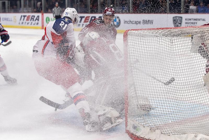 KHL World Games - 2018: Dinamo Riga - CSKA Moscow - 28-11-2018